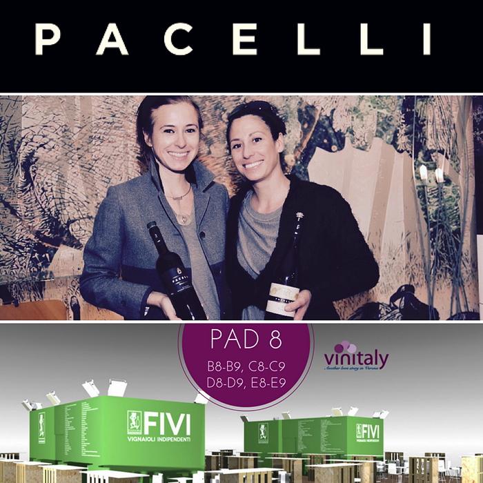 TENUTE PACELLI_VINITALY 2017_Laura&Carla Pacelli-1